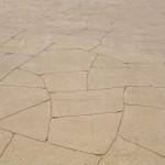 Flagstone concrete pattern - warner brook concreting