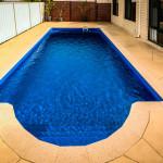 Liquid Limestone Pool Surrounds
