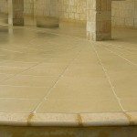 spider pattern limestone concreting - warner brook concreting